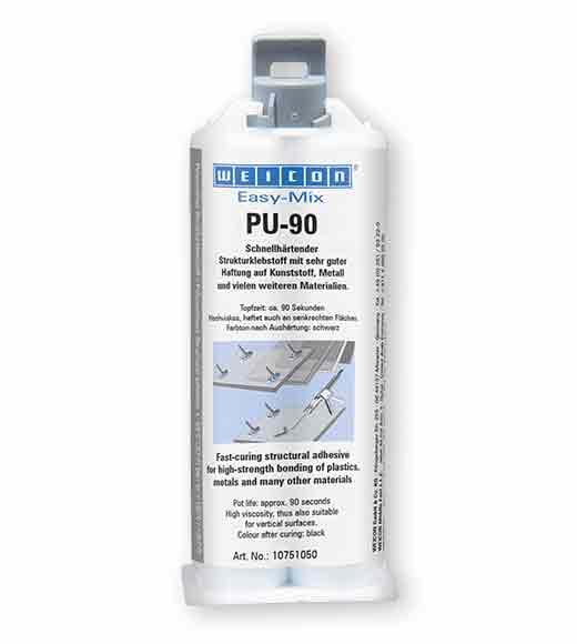 پلی اورتان دو جزئی ویکن - ایزی میکس PU 90