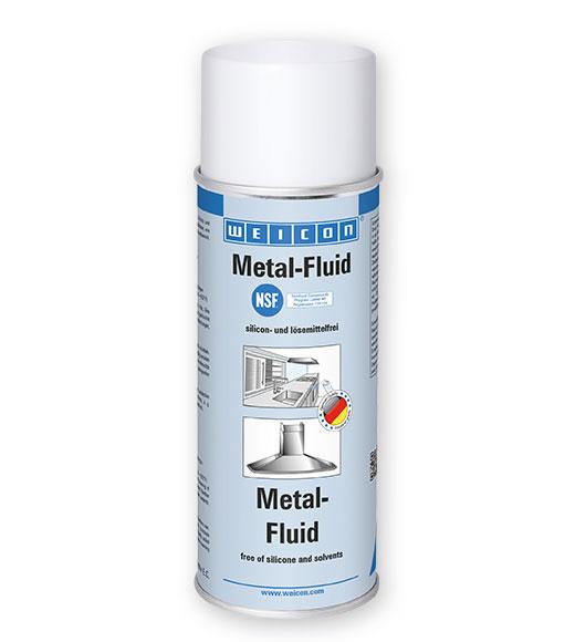 اسپری تمیز کننده و براق کننده فلزات