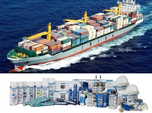 کیت تعمیرات اضطراری دریایی - صنایع کشتی سازی و دریایی - برند ویکن آلمان