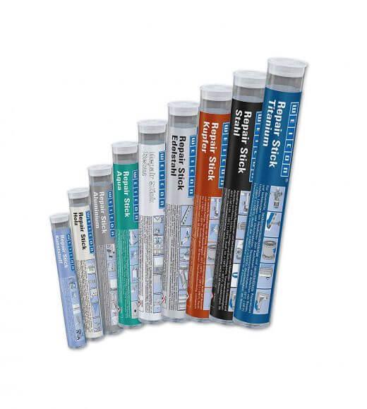 قلم تعمیراتی ویکن - چسب رزین اپوکسی خمیری