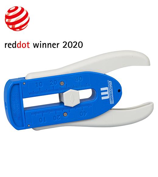 ابزار سیم و کابل بخت کن مخصوص فیبر نوری برند ویکن آلمان - کلاژ گستر ماندگار