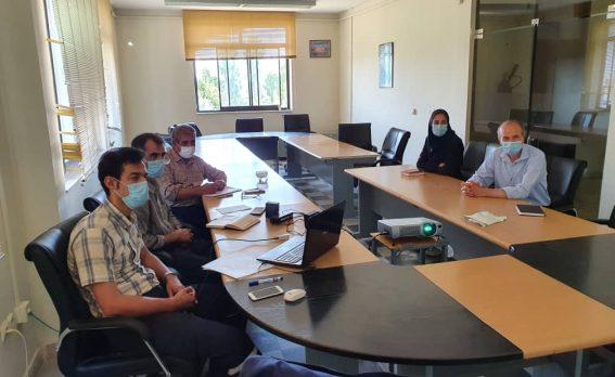 برگزاری وبینار آموزشی محصولات ویکن برای پتروشیمی ارومیه - 2