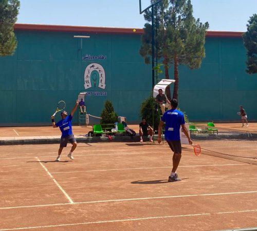مسابقات لیگ تنیس